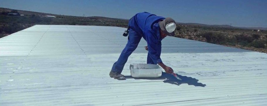 Khies cool roof painting